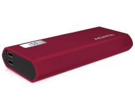 ADATA Power Bank P12500D 12500mAh 2A (czerwony) - 518804 - zdjęcie 3