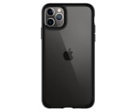 Spigen Ultra Hybrid do iPhone 11 Pro Max Black  - 519938 - zdjęcie 2
