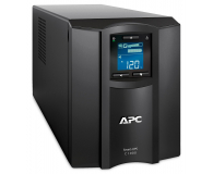 APC Smart-UPS (1000VA/700W 8xIEC, AVR) - 483798 - zdjęcie 3