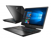 HP OMEN 17 i7-9750H/16GB/512/Win10 RTX2060 144Hz - 550799 - zdjęcie 1