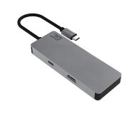 Green Cell USB-C - 3xUSB, HDMI, SD (4K, DeX) - 520294 - zdjęcie 2