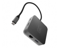 Green Cell USB-C - USB-C, 3xUSB, HDMI, RJ-45 - 520296 - zdjęcie 1