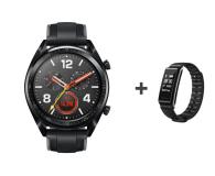 Huawei Watch GT czarny + Band A2 czarny - 521625 - zdjęcie 1