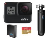 GoPro Hero7 Black Special kit  - 526636 - zdjęcie 2