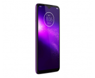 Motorola One Macro 4/64GB Dual SIM IPX2 Ultra Violet + etui - 527986 - zdjęcie 4