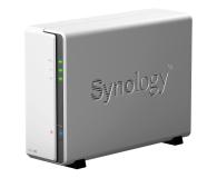 Synology DS120j (1xHDD, 2x800MHz, 512MB, 2xUSB, 1xLAN) - 526156 - zdjęcie 1