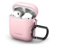 Spigen Apple AirPods case różowe - 527228 - zdjęcie 5