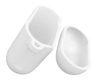 Spigen Apple AirPods case biały - 527223 - zdjęcie 3