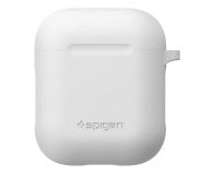 Spigen Apple AirPods case biały - 527223 - zdjęcie 1