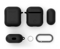 Spigen Apple Airpods case czarny - 527224 - zdjęcie 6