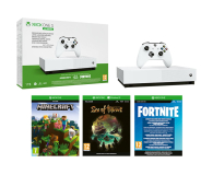 Microsoft Xbox One S 1TB All-Digital Edition - 514268 - zdjęcie 1