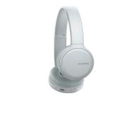 Sony WH-CH510 Białe - 526950 - zdjęcie 2