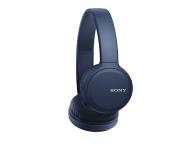 Sony WH-CH510 Niebieskie - 526951 - zdjęcie 2
