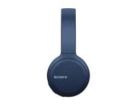 Sony WH-CH510 Niebieskie - 526951 - zdjęcie 3