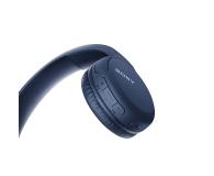 Sony WH-CH510 Niebieskie - 526951 - zdjęcie 4