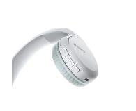 Sony WH-CH510 Białe - 526950 - zdjęcie 4