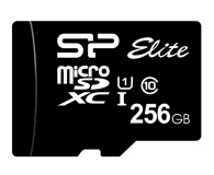 Silicon Power 256GB Elite C10 UHS-1 - 528024 - zdjęcie 1