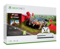 Microsoft Xbox One S + Forza Horizon 4 + LEGO DLC - 527654 - zdjęcie 1