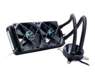 Fractal Design Celsius S24 Blackout 2x120mm - 527855 - zdjęcie 4