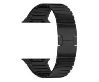 TOPP Bransoleta Stalowa do Apple Watch czarny - 528016 - zdjęcie 1