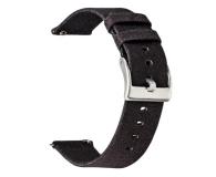 TOPP Pasek do smartwatcha Nylon Pleciony czarny - 528058 - zdjęcie 1