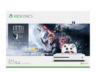 Microsoft Xbox One S + STAR WARS: Upadły Zakon - 527911 - zdjęcie 8