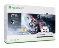 Microsoft Xbox One S + STAR WARS: Upadły Zakon + TV - 542937 - zdjęcie 2