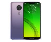 Motorola Moto G7 Power 4/64GB Dual SIM fioletowy + etui - 520443 - zdjęcie 1
