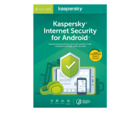 Kaspersky Internet Security Android 1st. (12m.) ESD - 410860 - zdjęcie 1