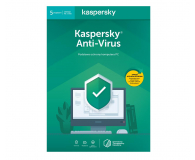Kaspersky Anti-Virus 5st. (24m.) ESD  - 410845 - zdjęcie 1