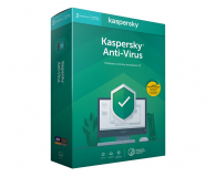 Kaspersky Anti-Virus 2st. (12m.) - 386789 - zdjęcie 1