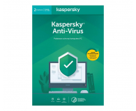 Kaspersky Anti-Virus 2st. (24m.) ESD  - 410841 - zdjęcie 1