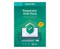 Kaspersky Anti-Virus 3st. (12m.) ESD - 550015 - zdjęcie 1