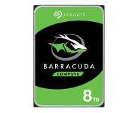 Seagate BARRACUDA 8TB 5400obr. 256MB  - 528611 - zdjęcie 1