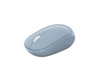 Microsoft Bluetooth Mouse Pastelowy błękit - 528887 - zdjęcie 2