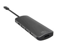 Silver Monkey Adapter USB-C - HDMI, 3x USB, USB-C (zasilanie PD) - 461267 - zdjęcie 2