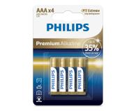 Philips Premium Alkaline AAA (4szt) - 529284 - zdjęcie 1