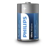 Philips Ultra Alkaline D (2szt) - 529286 - zdjęcie 2