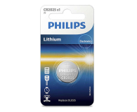 Philips Lithium button cell CR2025 (1szt) - 529298 - zdjęcie 1