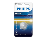 Philips Lithium button cell CR2032 (1szt) - 529300 - zdjęcie 1