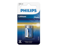 Philips Lithium photo CR2 (1szt) - 529296 - zdjęcie 1