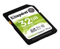 Kingston 32GB Canvas Select Plus odczyt 100MB/s - 529850 - zdjęcie 2