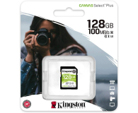 Kingston 128GB Canvas Select Plus odczyt 100MB/s - 529852 - zdjęcie 3