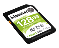 Kingston 128GB Canvas Select Plus odczyt 100MB/s - 529852 - zdjęcie 2