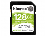Kingston 128GB Canvas Select Plus odczyt 100MB/s - 529852 - zdjęcie 1