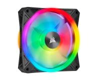 Corsair iCUE QL120 RGB PWM 120 mm 3pack + Lighting Node  - 529995 - zdjęcie 4