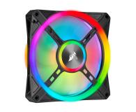 Corsair iCUE QL120 RGB PWM 120 mm 3pack + Lighting Node  - 529995 - zdjęcie 6