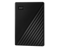 WD My Passport 2TB USB 3.0 Czarny