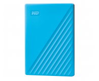 WD My Passport 2TB USB 3.0 + Etui - 530396 - zdjęcie 1