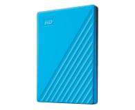 WD My Passport 2TB USB 3.0 + Etui - 530396 - zdjęcie 2